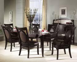 Black Kitchen Table Decorating Ideas by Dining Room Elegant Black Igfusa Org
