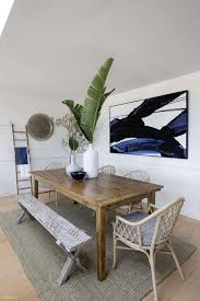 Dining Room Interior Styling By Katie Sargent Design Kerry Armstrong Abstract Art Print