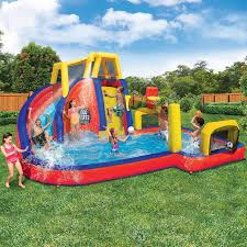 Inflatable Water Sports Park Slide Splash Pool Games Backyard Swim ... Portable Splash Pad Products By My Indianapolis Indiana Residential Home Splash Pad This Backyard Water Park Has 5 Play Wetdek Backyard Programs Youtube Another One Of Our New Features For Your News And Information Raind Deck Contemporary Living Room Fniture Small Pads Swimming Pool Chemical Advice Ok Country Leisure Backyards Impressive Mcdonalds Spray Splashscapes Park In Caledonia Michigan Installed