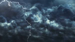 Luxurious And Splendid Thunderstorm Animation Thunder Storm Rain Free HD Stock Footage YouTube Image Gallery Collection