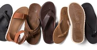 reef voyage leather sandals reef official store