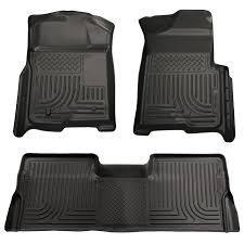 2008-2010 Ford F-250/F-350 Super Cab Black Husky WeatherBeater Floor ... Rugged Ridge Floor Liner Set 4piece Black 0910 Ford F150 Regular Buy Plasticolor 000690r01 2nd Row Full Coverage Rubber Tray Style Ebony 3piece Supercrew The Official Exact Fit Tailored Mats To Focus 2005 2011 Similiar F 150 Keywords New Factory Oem Ranger Truck Gray 93 94 95 96 97 98 St By Redline Tuning Motune Scc Performance Mustang Racing 0509 All Review Youtube Yes You Can Now Get Any Super Duty With A Vinyl Floor Zone