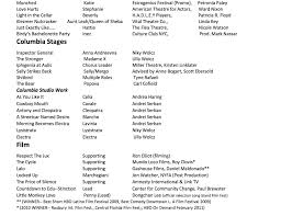 List Of Skill For Resume Special Skills Examples Samples Template Soft Sample