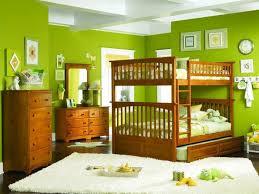 chambre enfant vert peinture chambre enfant 70 idées fraîches