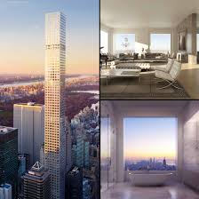 100 Trump World Tower Penthouse TOP TENS TEN TALLEST RESIDENTIAL TOWERS IN NYC