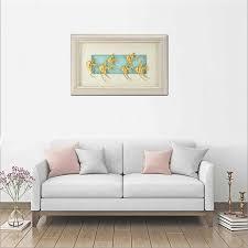 3d unsterblich fisch gerahmte bilder 24k goldfolie malerei