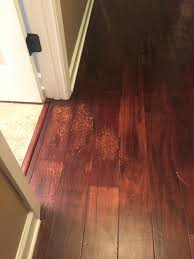 Laminate Flooring Bubbles Due To Water by Mystery Moisture In Slab Ruined Engineered Wood Floor Now What