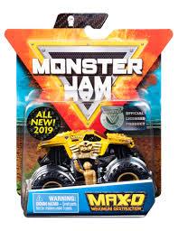 100 Monster Truck Decorations Jam 164 Single Pack Assorted