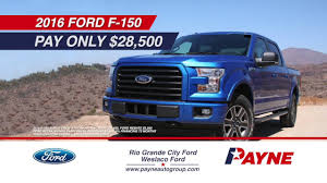 2016 Ford F-150 For $319/month | Payne Rio Grande City Ford | Rio ... Used 2015 Toyota Tundra 4wd Truck Sr5 For Sale In Indianapolis In New 2018 Ford Edge Titanium 36500 Vin 2fmpk3k82jbb94927 Ranger Ute Pickup Truck Sydney City Ceneaustralia Stock Transit Editorial Stock Photo Image Of Famous Automobile Leif Johnson Supporting Susan G Komen Youtube Dealerships In Texas Best Emiliano Zapata Mexico May 23 2017 Red Pickup Month At Payne Rio Grande City Motor Trend The Year F150 Supercrew 55 Box Xlt Mobile Lcf Wikipedia