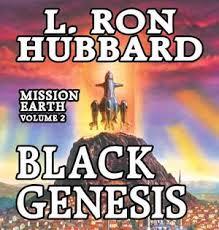 Black Genesis Mission Earth Volume 2