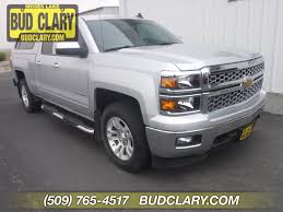 Used One-Owner 2015 Chevrolet Silverado 1500 LT In Moses Lake, WA ... 2018 Toyota Tundra For Sale In Moses Lake Wa Bud Clary Of New Vehicles Honda 61732 Used Ford Between 30001 And 35000 Near Family Auto Center Home Facebook Homes For Realogics Sir Chrysler Group Harvest Dealer Yakima