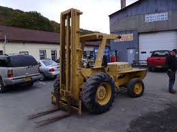 1983 Mastercraft MC442EC Type D Forklift For Sale By Arthur Trovei ...