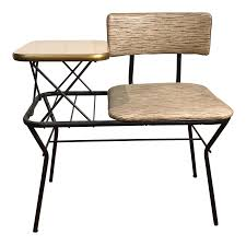 100 1960 Vintage Metal Outdoor Chairs S MidCentury Modern Gossip Bench TouchGOODS