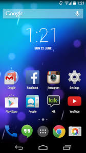 File Android 4 4 3 homescreen Wikimedia mons