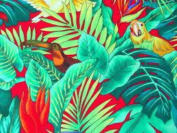 pattern flowers hawaii Buscar con Google