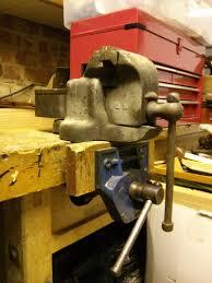 build woodworking vise mounting diy planer stand observant47nbk