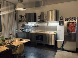 edelstahl küche ikea