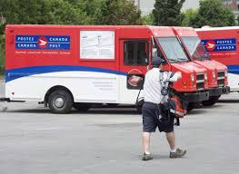 Canada Post Group Reports 2017 Profit Up As Parcel Business Swells ...