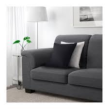 tidafors sofa dansbo medium brown ikea