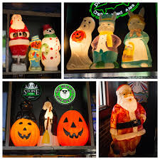 Halloween Blow Mold Display by Great Moments In Melt History U201cthe Holiday Blow Molds U201d Melt