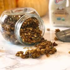 Pumpkin Pie Moonshine Crock Pot by Pumpkin Spice Granola It Is A Keeper