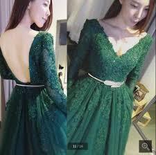 popular prom green dress buy cheap prom green dress lots from