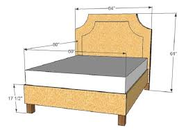 What Are The Dimensions A Queen Size Bed