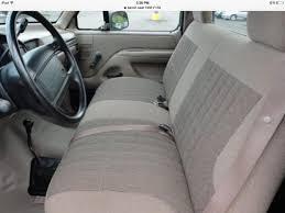 19731980 ChevroletGMC Standard Cab Pickup Front Bench Seat