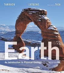 Earth An Introduction To Physical Geology Plus Mastering With Pearson EText Access Card Package 12th Edition