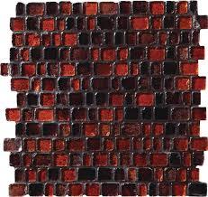 tide bonfire jt07 tumbled glass mosaic on sale 18 09 sq