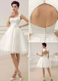 1593 best Short Wedding Dresses images on Pinterest