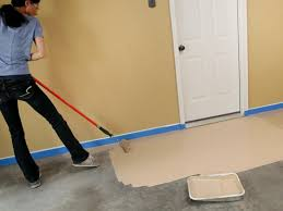 cleaning a garage floor how tos diy
