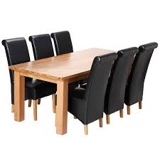 Furniture Alluring Dining Table And Chairs Ebay 16 Room Chair Sets 11453 1200 Gorgeous