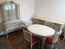 wunderschöne möbel wohnzimmer set shabby chic stil