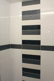 Bathroom Wall Tile Material by 40x10 Contempo Blanco Tile Choice