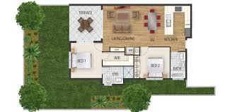 Building Floor Plan Colors Real Estate Floor Plans