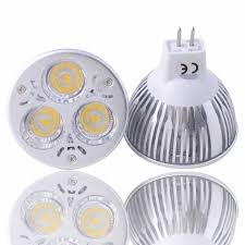buy lot of 10 dimmable 12v 6w mr16 gu5 3 led bulbs 3000k warm