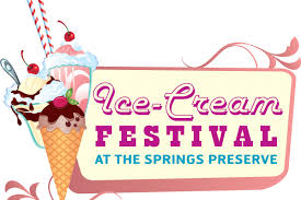 Springs Preserve Halloween Harvest by Head To The Ice Cream Festival At The Springs Preserve Eater Vegas