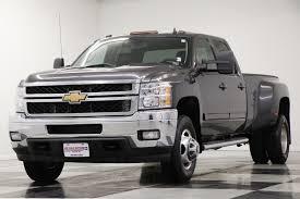 100 Dually Truck For Sale Used 2011 Chevrolet Silverado 3500HD LTZ 4X4 Diesel Sunroof