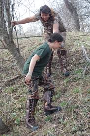 venom boots for the family huntingmotherearth