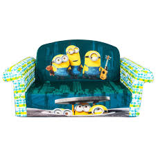 Foam Flip Chair Bed by Amazon Deal Marshmallow Furniture Flip Open Sofa Minions Only