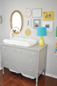 commode chambre bébé commode à langer en 19 exemples superbes commodes chambres bébé