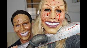 Purge Mask For Halloween by Purge Halloween Makeup U0026 Costume For Couples Summer Laine Mua