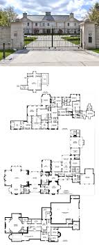 100 Million Dollar House Floor Plans 288 Newly Built 33000 Square Foot Mega Mansion In