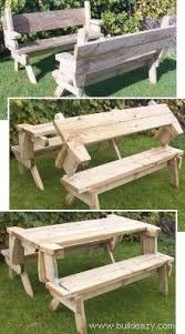 10 free picnic table plans picnic table plans backyard patio