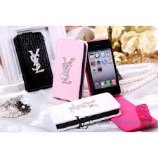 housse cuir iphone 4 4s luxe chanel