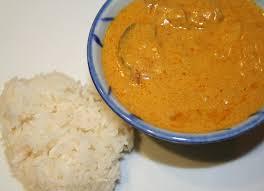 la cuisine de bernard curry jaune thaïlandais au poulet