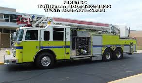 100 Used Fire Trucks For Sale Fire Truck For Sale 75 Aerial 2001 Pierce Dash With Hale