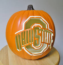 Ohio State Brutus Pumpkin Stencil by 836 Best Ohio State Images On Pinterest Pumpkin Carving