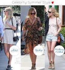 Celebrity Summer Style Kate Bosworth